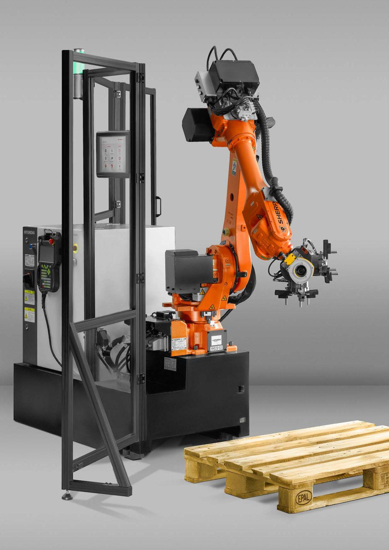 SHERPA ROBOTICS